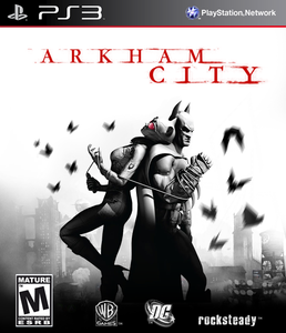 Batman: Arkham City - PS3 (Pre-owned)