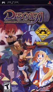 Disgaea Afternoon of Darkness - PSP (Pre-owned)