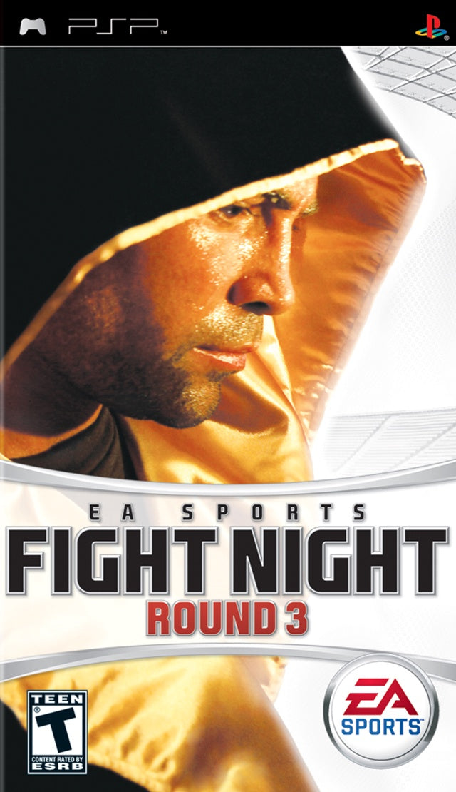 Fight Night Round 3 - PSP (Pre-owned)