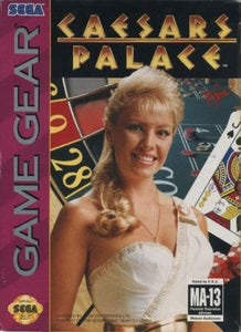 Caesar's Palace - Game Gear (Pre-owned)