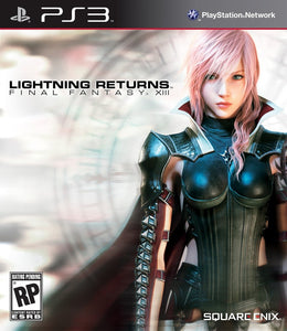 Lightning Returns: Final Fantasy XIII - PS3 (Pre-owned)
