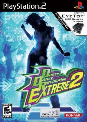 Dance Dance Revolution Extreme 2 - PS2 (Pre-owned)