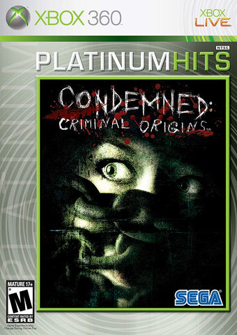 Condemned Criminal Origins - Xbox 360 (Pre-owned)