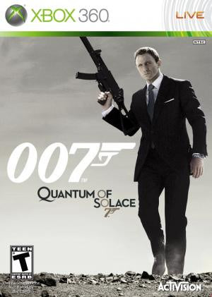 007: Quantum of Solace - Xbox 360 (Pre-owned)