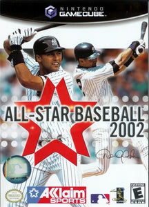 All-Star Baseball 2002 - Gamecube (Pre-owned)