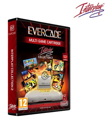 Evercade Interplay Collection Cartridge Volume 2