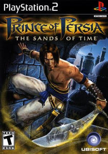 Prince of Persia Sands of Time - PS2 (Pre-owned)