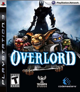 Overlord II - PS3 (Pre-owned)