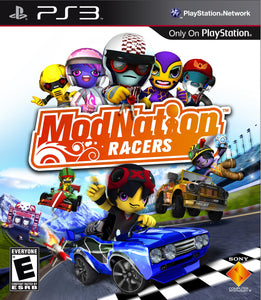 ModNation Racers - PS3 (Pre-owned)
