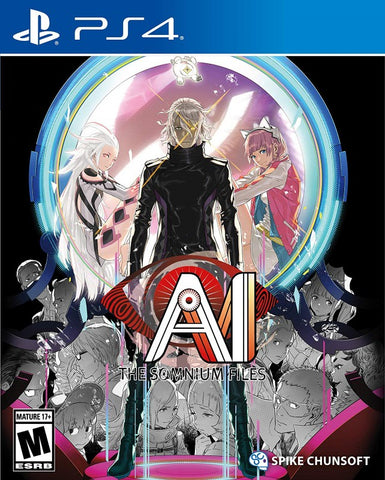 AI: The Somnium Files - PS4