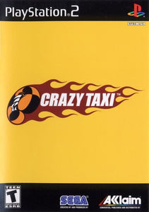 Crazy Taxi - PS2 (Pre-owned)