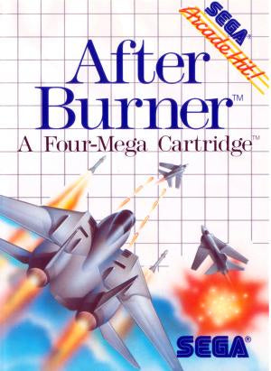 After Burner - SMS (Pre-owned)