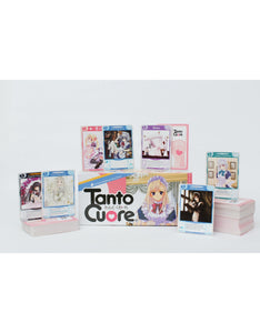 Tanto Cuore - A Deck Building Card Game