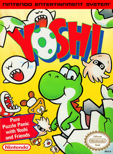 Yoshi - NES (Pre-owned)