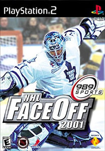 NHL FaceOff 2001 - PS2 (Pre-owned)