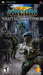 SOCOM US Navy Seals Tactical Strike - PSP (Pre-owned)