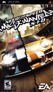 Need for Speed Most Wanted 510 - PSP (Pre-owned)