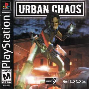 Urban Chaos - PS1 (Pre-owned)