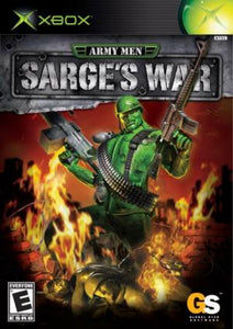Army Men Sarge's War - Xbox (Pre-owned)