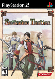 Suikoden Tactics - PS2 (Pre-owned)