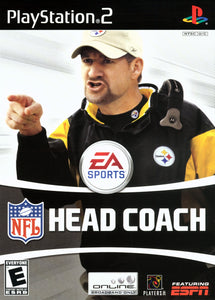 NFL Head Coach - PS2 (Pre-owned)