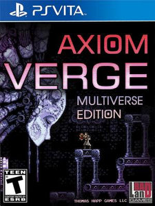 Axiom Verge - PS Vita