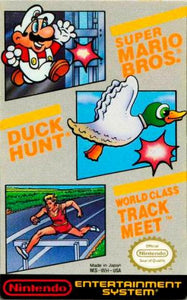 Super Mario Bros Duck Hunt World Class Track Meet - NES (Pre-owned)