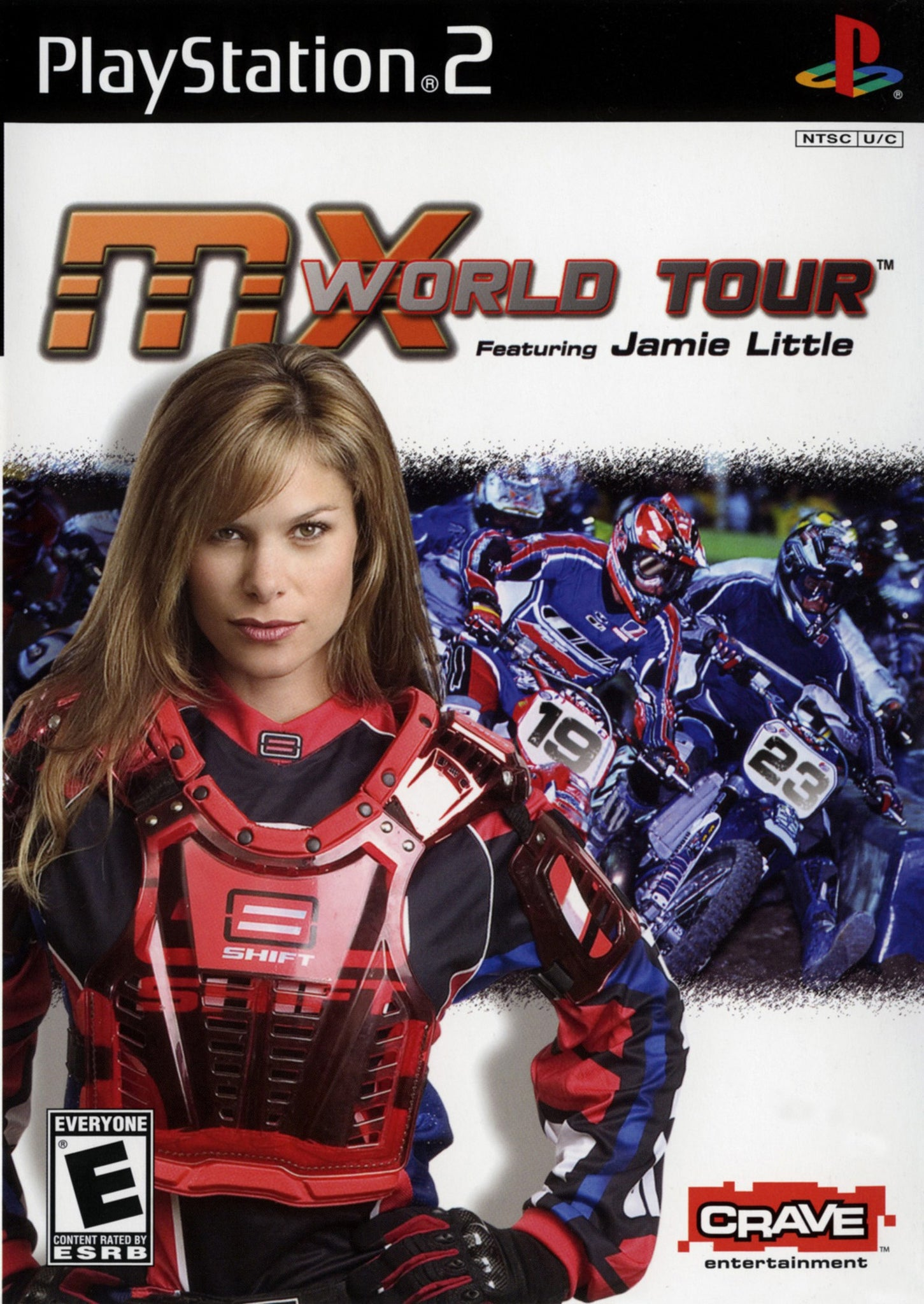 MX World Tour - PS2 (Pre-owned)