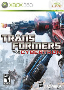 Transformers: War for Cybertron - Xbox 360 (Pre-owned)