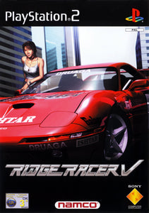 Ridge Racer V - PS2 (Pre-owned)