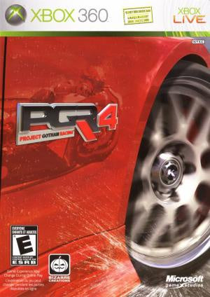 Project Gotham Racing 4 - Xbox 360 (Pre-owned)