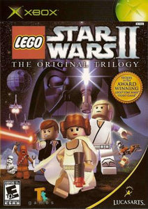 LEGO Star Wars II Original Trilogy - Xbox (Pre-owned)