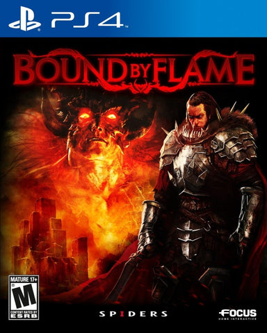 Bound by Flame - PS4 (Pre-owned)