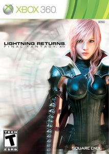Lightning Returns: Final Fantasy XIII - Xbox 360 (Pre-owned)