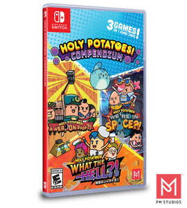 Holy Potatoes! Compendium (Limited Run Games) - Switch