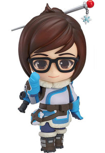 757 Overwatch Nendoroid Mei Classic Skin Edition