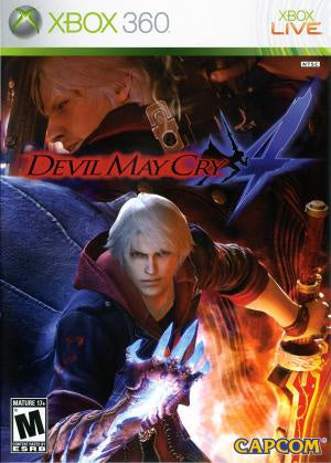 Devil May Cry 4 - Xbox 360 (Pre-owned)