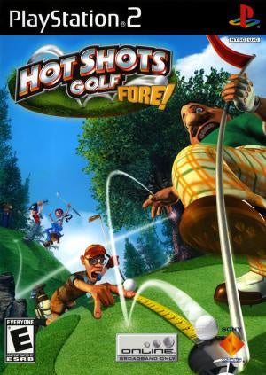Hot Shots Golf Fore - PS2 (Pre-owned)