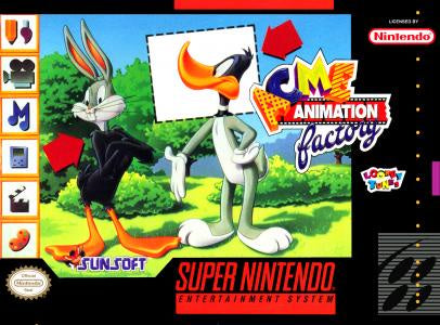 ACME Animation Factory - SNES (Pre-owned)