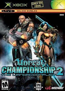 Unreal Championship 2 - Xbox (Pre-owned)