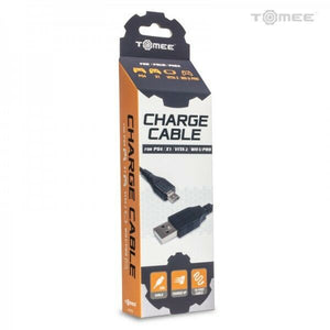 PS4/ X1/ PS Vita 2000/ Tomee Micro USB Charge Cable - UNIV