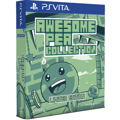 Awesome Pea Collection - Limited Edition (Play Exclusives) - PS Vita