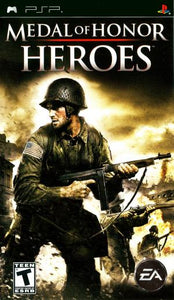 Medal of Honor Heroes - PSP (Pre-owned)