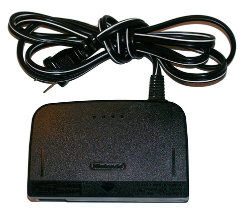 N64 AC Adapter Nintendo 64 Power Brick Official