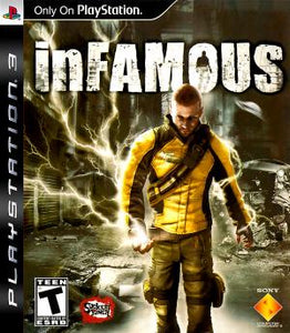 Infamous - PS3 (Pre-owned)