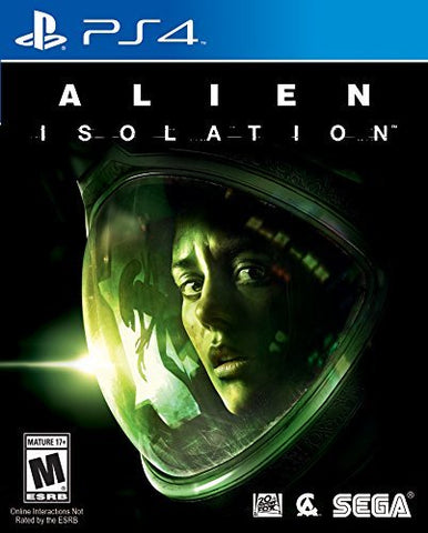 Alien: Isolation - PS4 (Pre-owned)