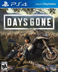 Days Gone - PS4 (Pre-owned)