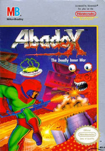 Abadox - NES (Pre-owned)