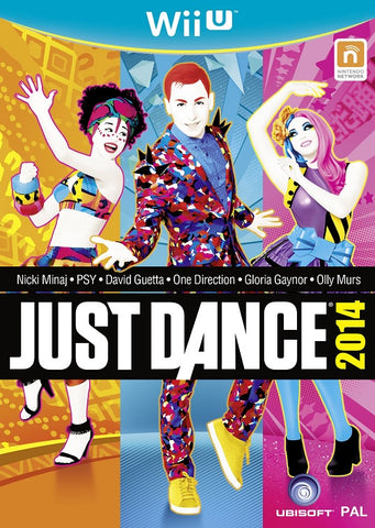 Just Dance 2014 - Wii U (Pre-owned)