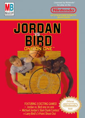 Jordan vs Bird One on One - NES (Pre-owned)